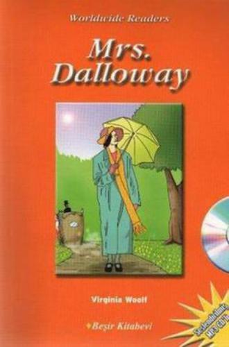 Level-4: Mrs. Dalloway (Audio CD'li)