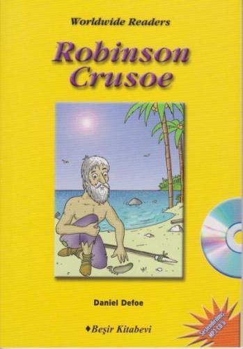Level-6: Robinson Crusoe (Audio CD'li)