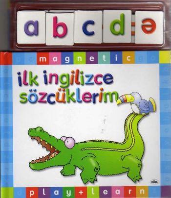 Magnetic Play+Learn: İlk İngilizce Sözcüklerim