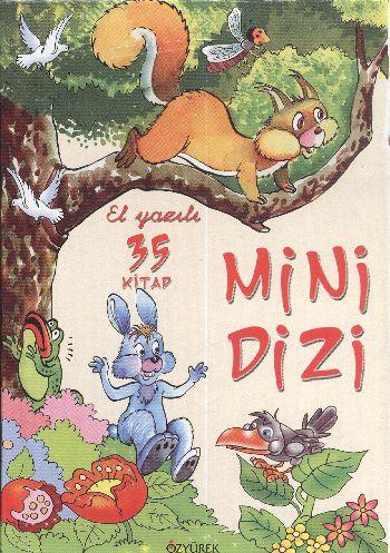 Mini Dizi Eğitim Seti (Kutulu-35 Kitap)