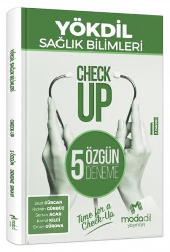 Modadil YÖKDİL Sağlık Bilimleri Check Up 5 Özgün Deneme-YENİ