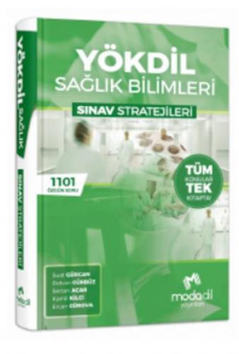Modadil YÖKDİL Sağlık Bilimleri Sınav Stratejileri-YENİ