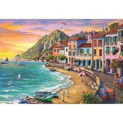 Muhteşem Plaj (Puzzle 2000) 3948