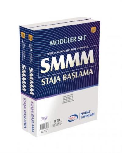 Murat SMMM Staja Başlama Modüler Set 2210-YENİ