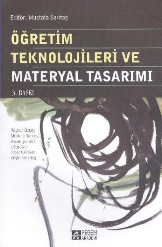 Öğretim Teknolojileri ve Materyal Tasarımı Mustafa Sarıtaş