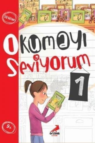 Okumayı Seviyorum 1-8 Kitap