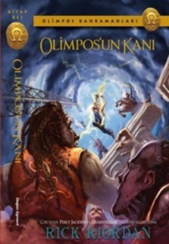 Olimpos Kahramanları 5 Olimposun Kanı