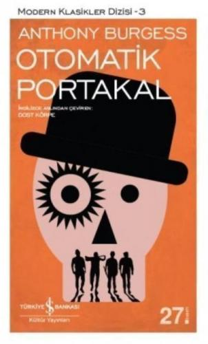 Otomatik Portakal / K.Kapak