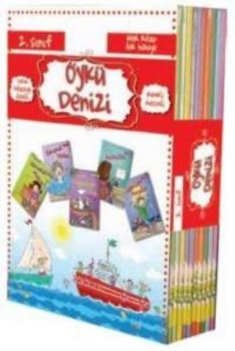 Öykü Denizi 10 Kitap (2. Sınıflar İçin)