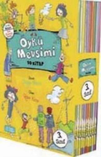 Öykü Mevsimi 10 Kitap (3. Sınıflar İçin)