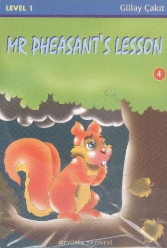 Özyürek İngilizce Hikayeler Serisi - 4. Sınıf Level 1