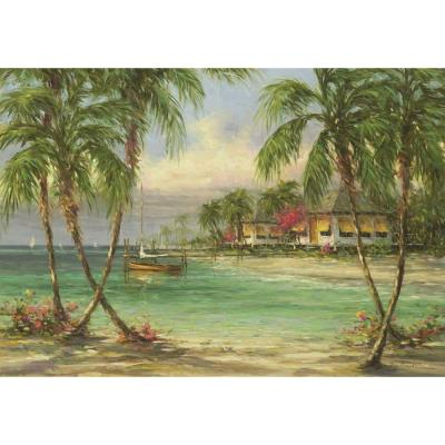 Palmiye Manzarası (Puzzle 500) 3616