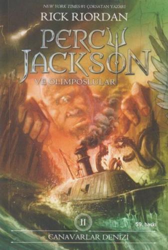 Percy Jackson ve Olimposlular-2: Canavarlar Denizi
