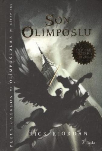 Percy Jackson ve Olimposlular-5: Son Olimposlu