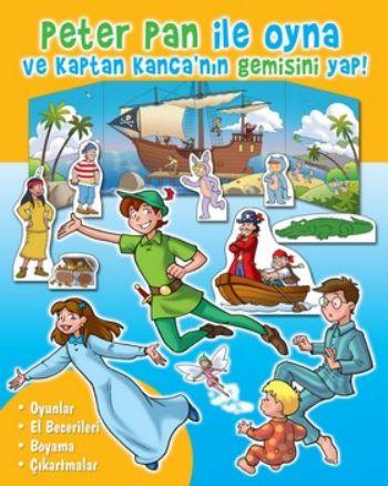 Peter Pan ile Oyna ve Kaptan Kancanın Gemisini Yap