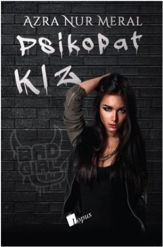 Psikopat Kız-Ciltli