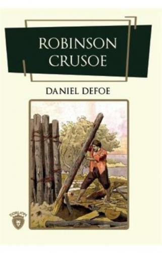 Robinson Cruose-İngilizce Roman