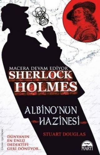 Sherlock Holmes Albinonun Hazinesi