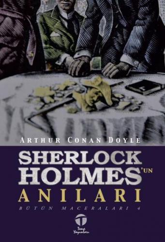 Sherlock Holmesun Anıları Bütün Maceraları 4
