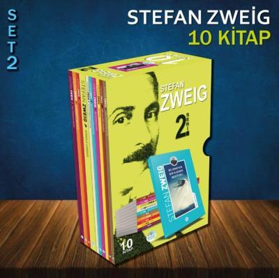 Stefan Zweig Seti 2-10 Kitap