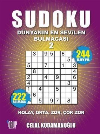 Sudoku 2 Dünyanın En Sevilen Bulmacası (222 Bulmaca)