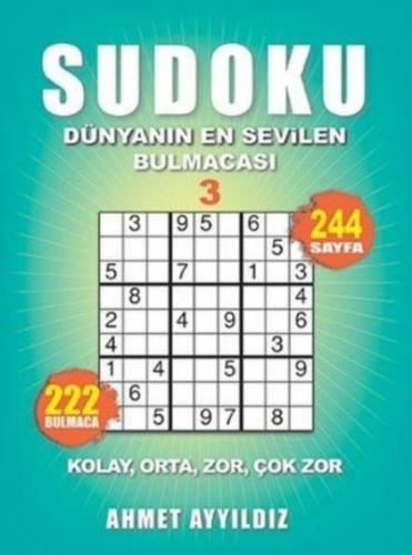 Sudoku-Dünyanın En Sevilen Bulmacası 3