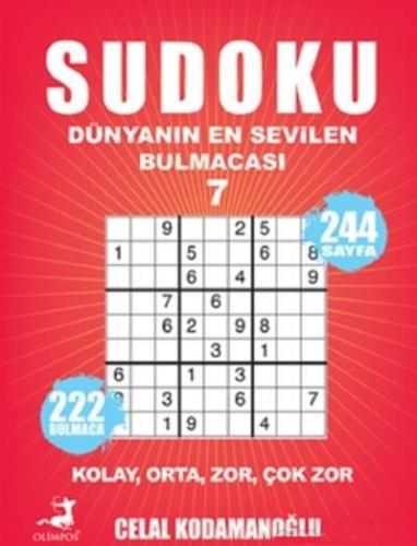 Sudoku-Dünyanın En Sevilen Bulmacası 7