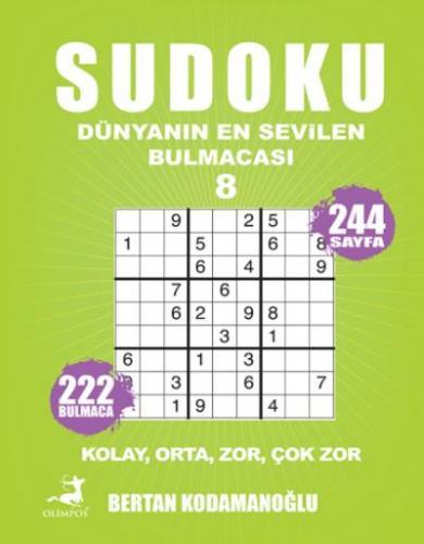 Sudoku-Dünyanın En Sevilen Bulmacası 8