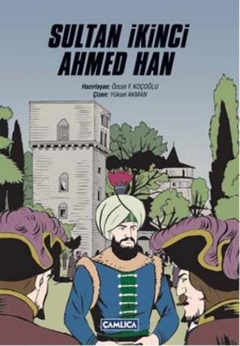 Sultan İkinci Ahmed Han (K.Kapak)