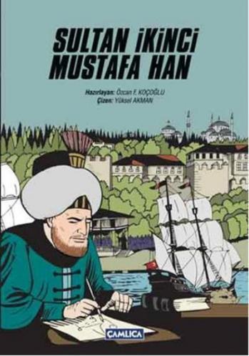 Sultan İkinci Mustafa Han (K.Kapak)
