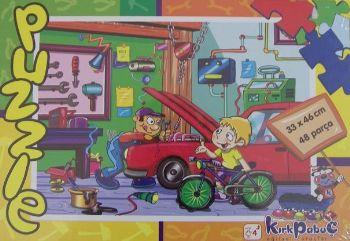 Tamirci (Puzzle 48) 6302