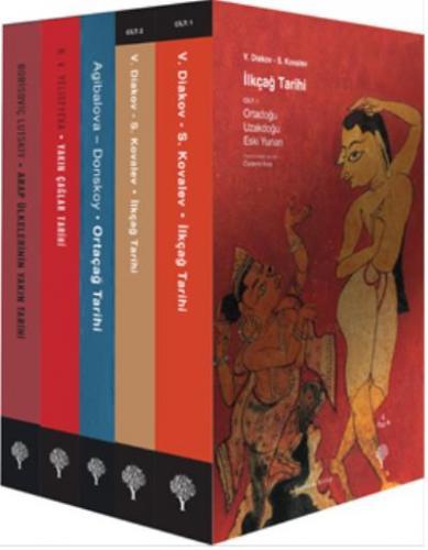 Tarih Seti-5 Kitap