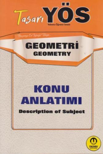 Tasarı YÖS Geometri Konu Anlatımı-YENİ