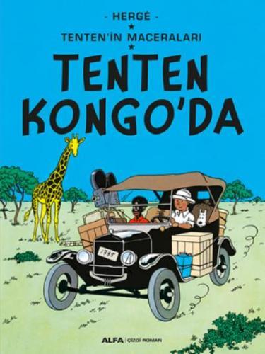 Tenten Kongoda-Herge Tenten'in Maceraları