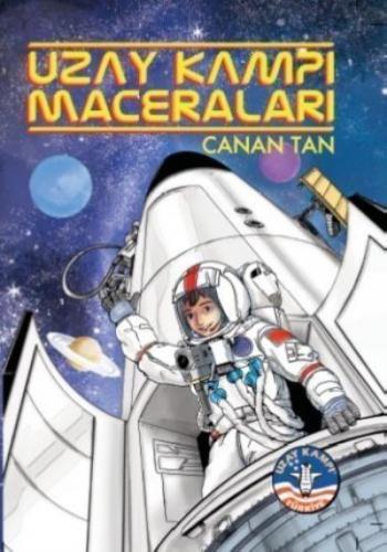 Uzay Kampı Maceraları K.Kapak