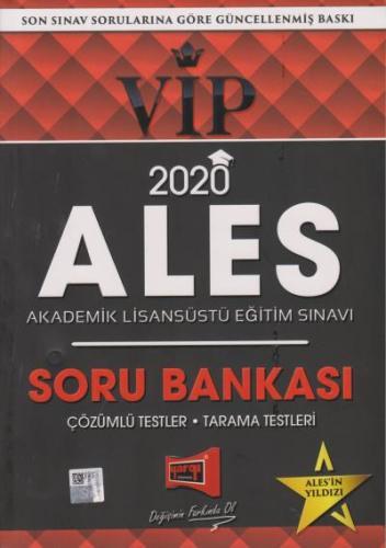 Yargı 2020 ALES VİP Soru Bankası-YENİ