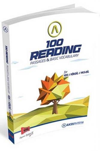 Yargı-Akın 100 Reading Passages-Basic Vocabulary-YENİ