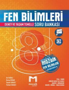 Mozaik 8. Sınıf Fen Bilimleri Soru Bankası