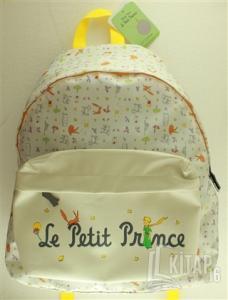 Küçük Prens KPR105 Sırt Çantası Beyaz