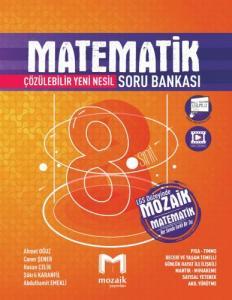 Mozaik 8. Sınıf Matematik Soru Bankası