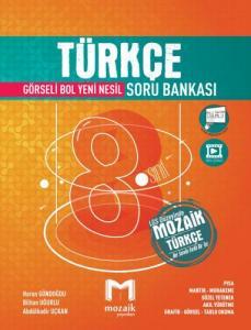 Mozaik 8. Sınıf Türkçe Soru Bankası