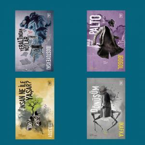 Klasikler SET 4 Kitap