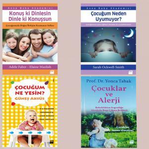 Aile Kitaplığı SETİ 4 Kitap