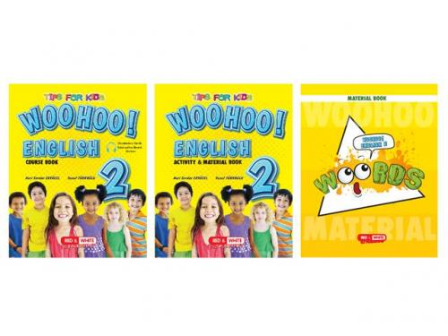 2. Sınıf Tips For Kids WOOHOO ENGLISH - Kitap16