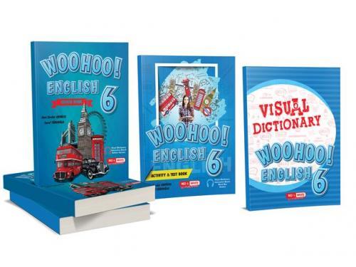 6. Sınıf WOOHOO ENGLISH - Kitap16