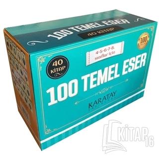 100 Temel Eser (40 Kitap Takım) - Kitap16