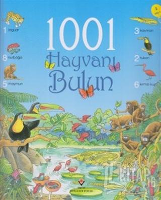 1001 Hayvanı Bulun - Kitap16