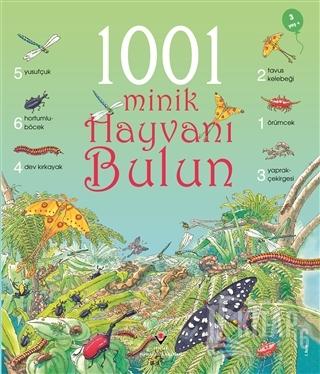 1001 Minik Hayvanı Bulun - Kitap16