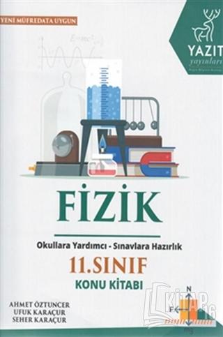 11. Sınıf Fizik Konu Kitabı - Kitap16