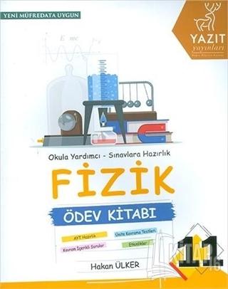11. Sınıf Fizik Ödev Kitabı - Kitap16